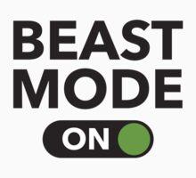 Beast Mode On by DesignFactoryD