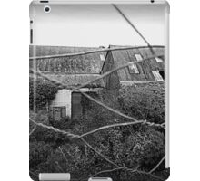 Through Barbed Wire iPad Case/Skin