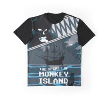 The Secret of Monkey Island - Le Chuck Graphic T-Shirt