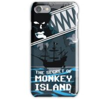 The Secret of Monkey Island - Le Chuck iPhone Case/Skin