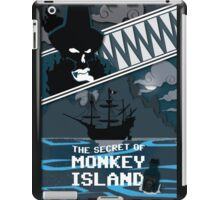 The Secret of Monkey Island - Le Chuck iPad Case/Skin
