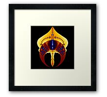 Insect King Framed Print