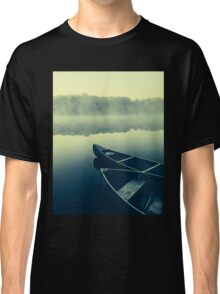 Lake Boats Fog Classic T-Shirt