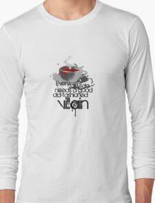 Moriarty fairytale Long Sleeve T-Shirt
