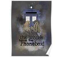 The Angels Poster