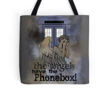 The Angels Tote Bag