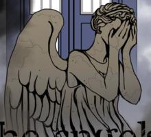 The Angels Sticker