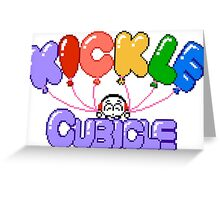 Kickle Cubicle Greeting Card