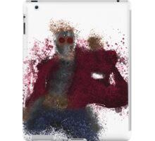 STAR-LORD Splatter iPad Case/Skin