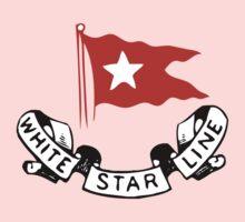 White Star Line Kids Tee