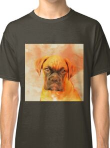 Boxer Puppy Classic T-Shirt