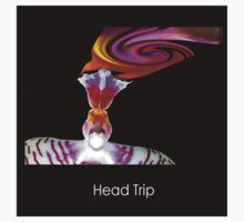Head Trip - Orchid Alien Discovery Kids Clothes
