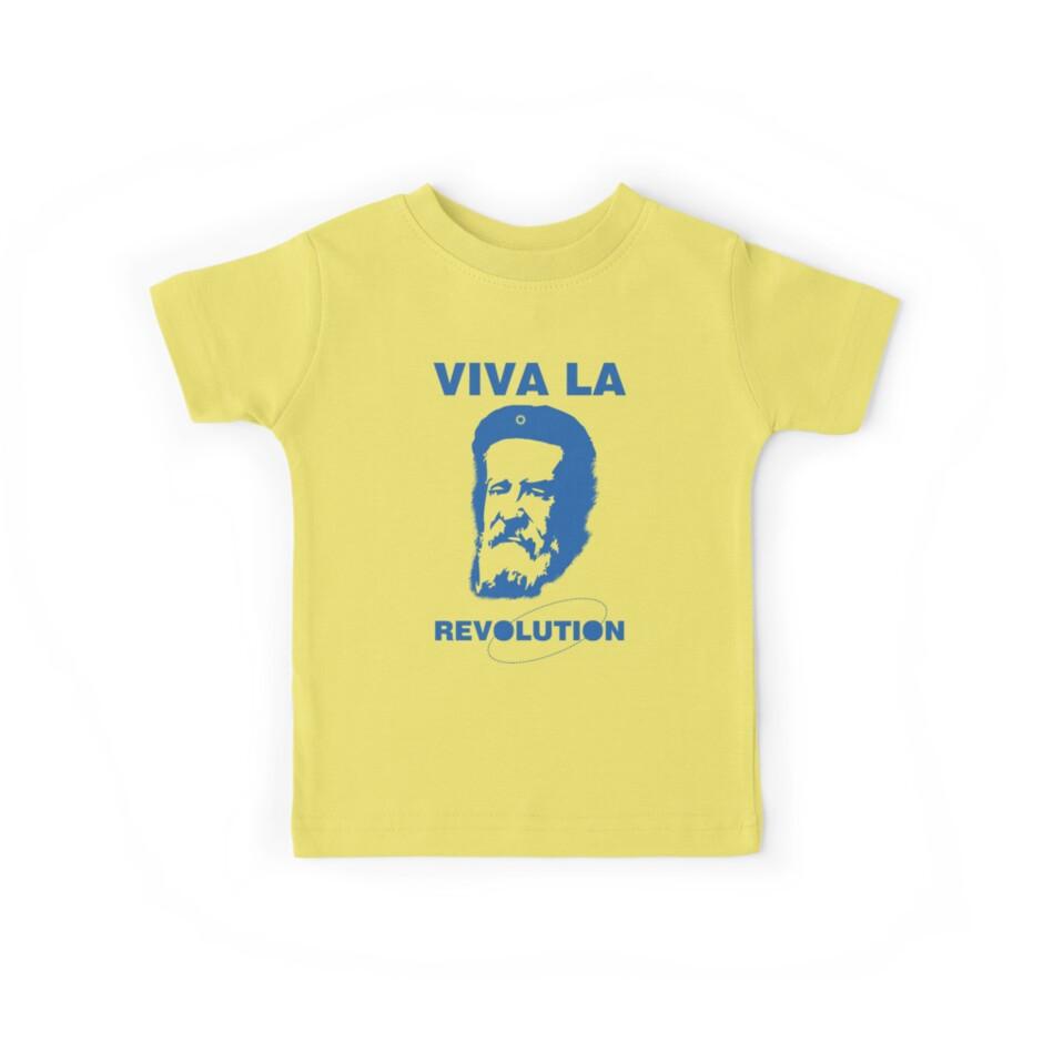 Viva la Revolution by dalgius
