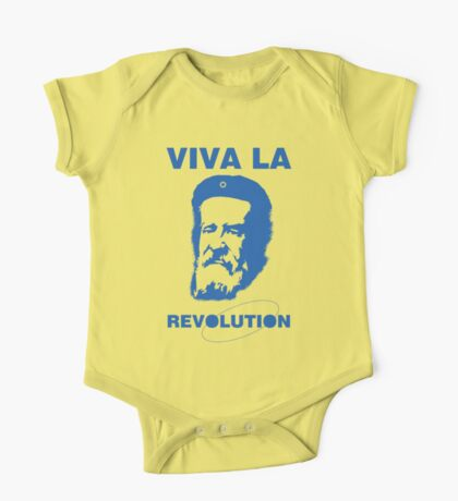 Viva la Revolution One Piece - Short Sleeve