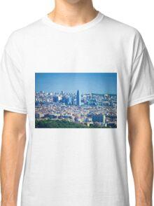 Barcelona City, Spain Classic T-Shirt