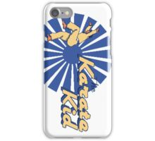 Karate Pixl iPhone Case/Skin