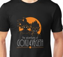 The Adventures Of Goku & Vegeta Unisex T-Shirt