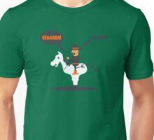 Wilhelm Scream Unisex T-Shirt