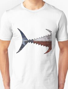 Tuna Tail Texas Unisex T-Shirt