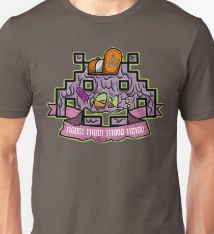 8-bit Zombie  Unisex T-Shirt