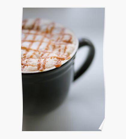 Cafe Latte Poster