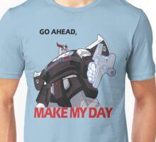 "Prowl - ""Go ahead, make my day"" Unisex T-Shirt"