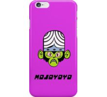 Mojoyoyo iPhone Case/Skin