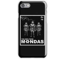 The Men From Mondas iPhone Case/Skin