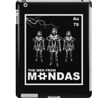 The Men From Mondas iPad Case/Skin