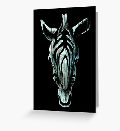 Bestiary ~ Part Four Greeting Card
