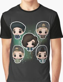 SWS doll heads Graphic T-Shirt