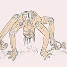 pandiculae by Sally Barnett