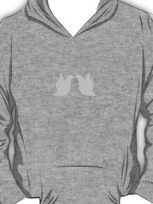 Love Doves Grey T-Shirt