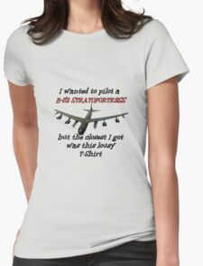 B-52 Humour Womens Fitted T-Shirt