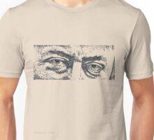 Christopher Hitchens eyes Unisex T-Shirt