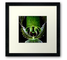 Commando - Orchid Alien Discovery Framed Print