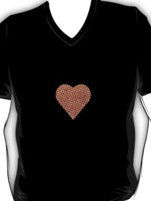 halftone heart T-Shirt