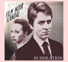In Isolation - Film Noir Scandal Kids Clothes