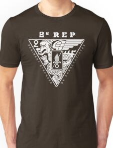 2e REP - 2 REP - Foreign Legion Paratroopers Unisex T-Shirt