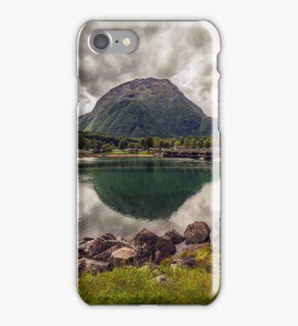 Norwegian scenery iPhone Case/Skin