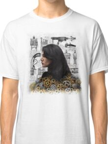 The Past is the Beginning of a Beginning Classic T-Shirt