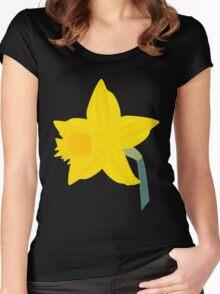 Daffodil, Daffodil Women's Fitted Scoop T-Shirt
