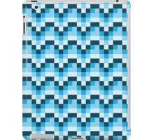 8-bit waterfall iPad Case/Skin