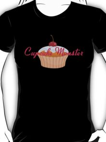 Cupcake Monster T-Shirt