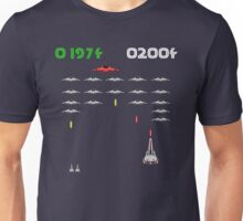Battlestar Invaders Unisex T-Shirt