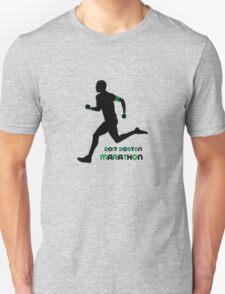 2017 Boston Marathon Unisex T-Shirt
