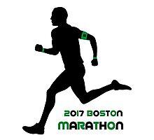 2017 Boston Marathon Photographic Print