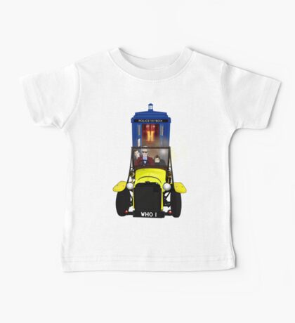 Time Lord Road Trip! Baby Tee