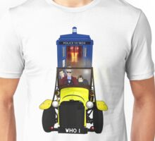 Time Lord Road Trip! Unisex T-Shirt