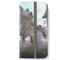 Stegosaurus iPhone Wallet/Case/Skin